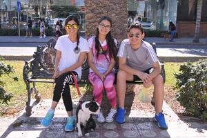 19042017 Jessica, Celeste y Luis.