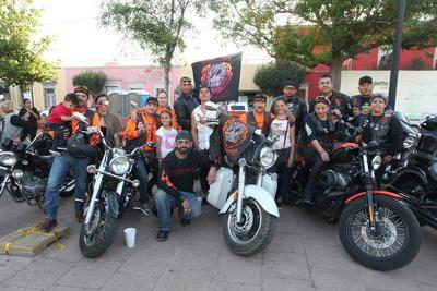 En Durango se vivirá dos días de fiesta biker, en donde las motos de todo modelo, estilo y tamaño recorrerán las principales calles duranguenses.