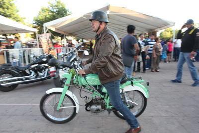 El olor a gasolina y cuero inundó el primer cuadro de Durango en donde miles de biker aceptaron la invitación de la Ruta Durango-Mazatlán 2017.