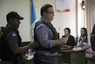 El veracruzano respondió al juez que desconoce los cargos que la justicia mexicana le imputa.