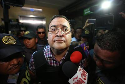 Javier Duarte de Ochoa se reservó al derecho de extradición voluntaria a México hasta que este país presente la solicitud formal para esta acción.
