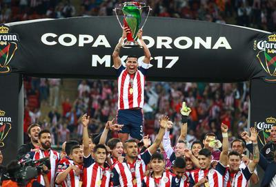 Chivas es campeón de la Copa MX