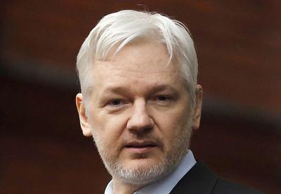 Julian Assange, fundador de la plataforma para publicar información confidencial WikiLeaks.