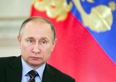 Vladimir Putin, presidente ruso, es otro de los incluidos.