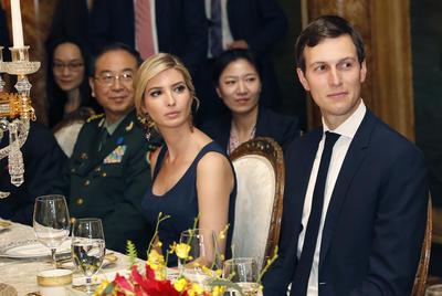 Entre los pioneros destacan los asesores de la Casa Blanca, Ivanka Trump y Jared Kushner.