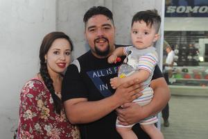 21042017 Cindy, Raúl y Maicol.