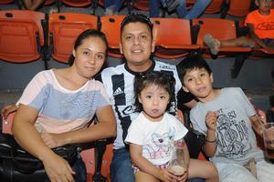 21042017 María, Luis, María y Érick.
