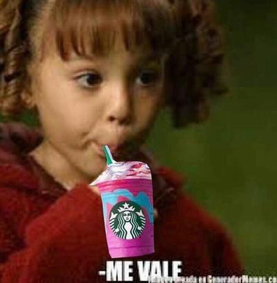 Memes 'prueban' el nuevo Unicorn Frapuccino de Starbucks