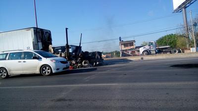 En redes se han mostrado los hechos violentos que despertaron a la ciudad de Reynosa.