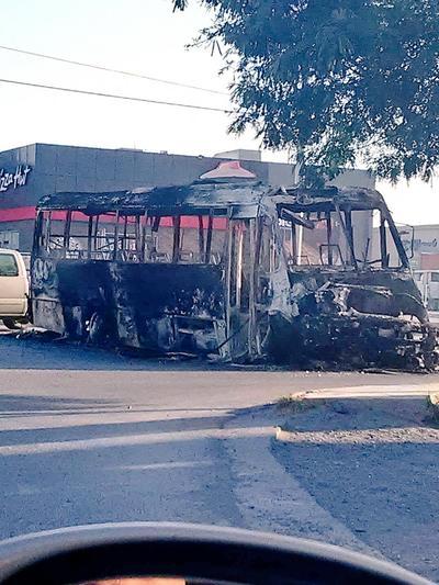 """""""Las acciones de las autoridades contra grupos criminales continuarán en Reynosa y centro del estado. Pedimos extremar precauciones"""", informó el gobierno estatal."""