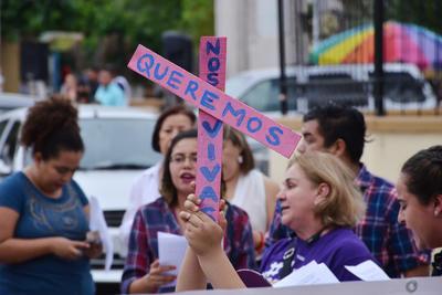 Señalan que según las estadísticas en Coahuila desde el año 2012 se tienen registrados 133 homicidios de mujeres, 47 de los cuales fueron calificados como feminicidios.