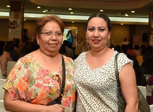 24042017 Verónica Iglesias y Guadalupe Ayala.