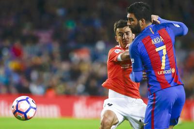 La jornada se completa a continuación con los cotejos Valencia-Real Sociedad y Leganés-La Palmas.