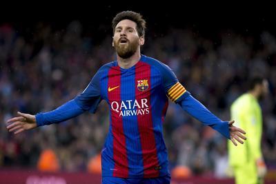 Messi apareció de nuevo y firmó con doblete la derrota del Barcelona al Osasuna 7-1.