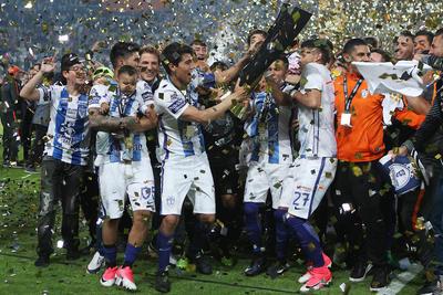 Con el triunfo, el Pachuca alcanzó su quinto título de la Concacaf tras los que ganó en las campañas 2002, 2007, 2008 y 2009-10 y 2016-17.