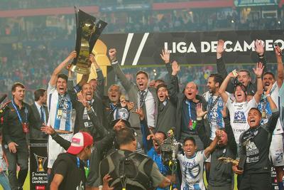 Con la victoria los jugadores ganaron el pase al Mundial de Clubes.