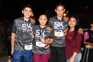 26042017 Víctor, Mariana, Jesús y Laura.
