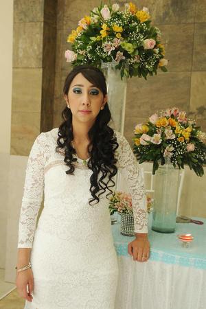 26042017 POR CASARSE.  Jenny González Puebla.