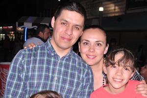 27042017 Raúl, Anel y Andrea.