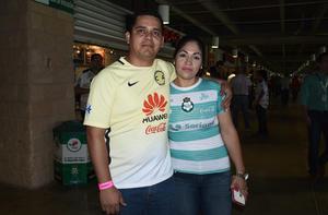 27042017 Luis Meraz y Alma Rosal.