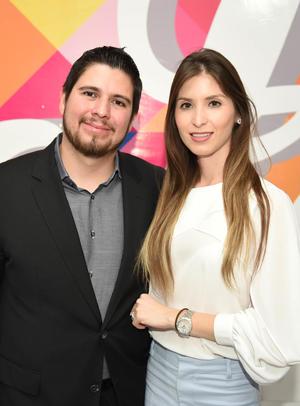 Ernesto y Mayela