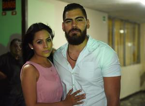 30042017 EVENTO CULTURAL.  Karina y Víctor.