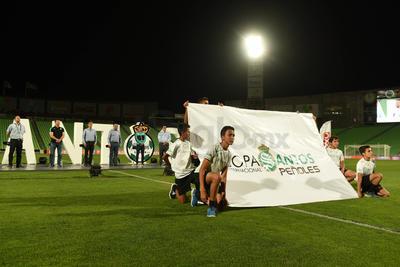 Con una colorida ceremonia arrancó la Copa Santos Peñoles.