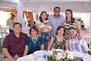 02052017 Silvia, Franco, Héctor, Susana, Héctor, María Claudia, Ana y Sergio.