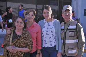 02052017 Esperanza, Pilar, Natalia y Mario.