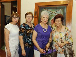 01052017 Marisela, Silvia, Laura y Tencha.
