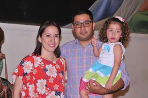 03052017 Dulce, Héctor y Ana Paula.