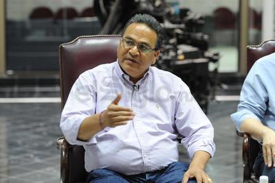 El encargado de cerrar fue Javier Guerrero García, candidato independiente a la gubernatura de Coahuila.