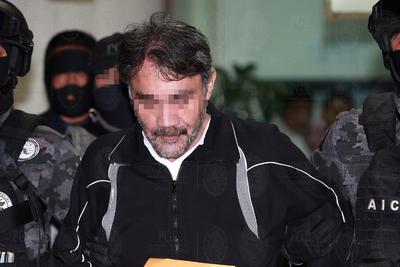 """Como colaborador de """"El Chapo"""" participó en el tráfico de cocaína desde Perú, Colombia y Panamá hacia México y su posterior traslado a EU."""