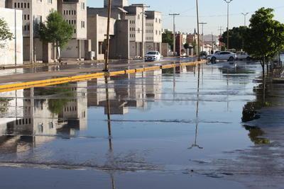 Se espera que para las 20:00 horas regrese el flujo de agua a la normalidad tanto en el centro de Durango, como en los barrios y el fraccionamiento.