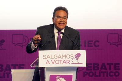 Javier Guerrero, propuso dar a conocer los gastos de los contribuyentes para que las personas efectúen de manera correcta las aportaciones financieras, así como buscar disminuir gastos en publicidad y comunicación social.