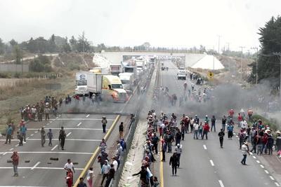 El Ejército enfrentó un segundo ataque por lo que respondió el fuego. A la zona llegaron 600 elementos del 55 Batallón de la 25 Zona Militar y de la Policía Militar, en coordinación con la Secretaría de Seguridad Pública de la entidad.