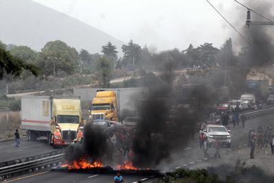 Los hechos ocurrieron en Palmarito Tochapan, en el Municipio de Quecholac, en Puebla.