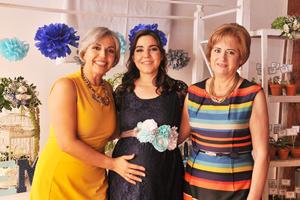 05052017 PRENATAL.  Norma, Mónica y Ana Bertha.