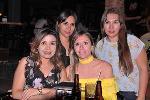 06052017 Isabel, Susana, Emma y Karla.