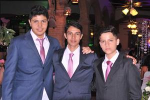 07052017 Invitados a los XV años de Argentina Salazar Torres el pasado 28 de abril en Hacienda San Fernando.