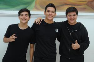 07052017 Ricardo, Kevin y Agustín.
