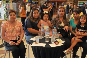 08052017 Martha, Brenda, Analí, Hilda, Mayra y Ximena.