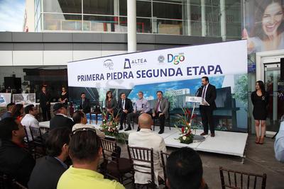 Con la ampliación del Paseo Durango se busca impulsar el comercio local y fortalecer el desarrollo que se genera en esta zona de la capital.