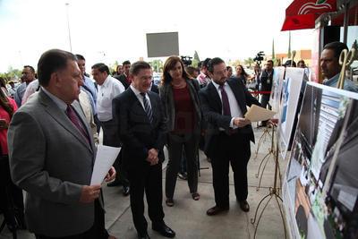 Se dio banderazo oficial a la segunda etapa de la ampliación de Paseo Durango.