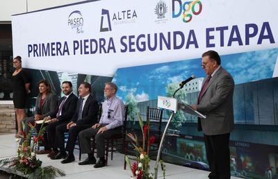 Ramón Dávila, secretario de Desarrollo Económico, manifestó que en este gobierno se está trabajando para poder darle la bienvenida a inversiones que generen empleo.