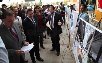 Los trabajos de la ampliación de Paseo Durango representan una inversión de más de 500 millones de pesos.