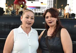 09052017 July Téllez y Claudia Betancourt.