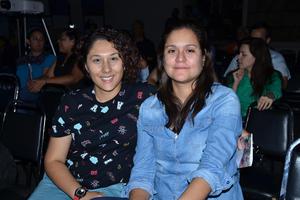09052017 Jamely Gallardo y Mara Viesca.