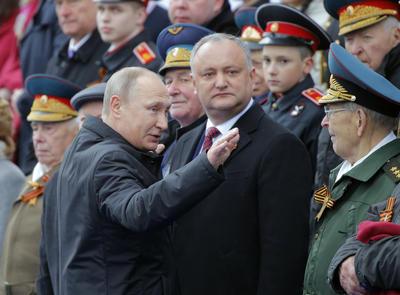 """""""Las fuerzas armadas de Rusia son capaces de responder a cualquier posible agresión"""", afirmó también Putin."""