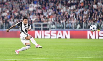 El duelo no empezó de la mejor manera para la Juventus.
